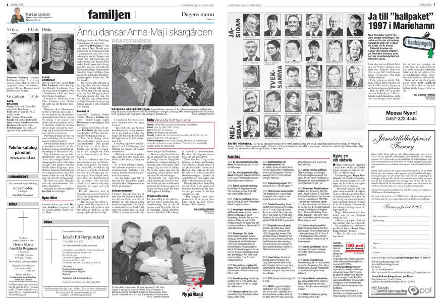 Namn och nytt 1997 10 21